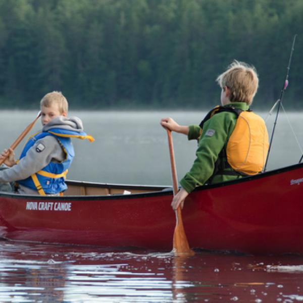 Paddling.com: Win a Nova Craft Prospector 16-foot canoe