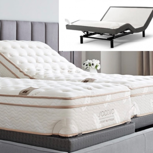 GoodBed: Win a Saatva mattress of your choice