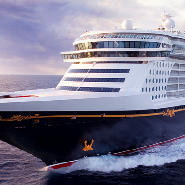 Disney: Win a five-day Disney Cruise Line vacation to the Bahamas