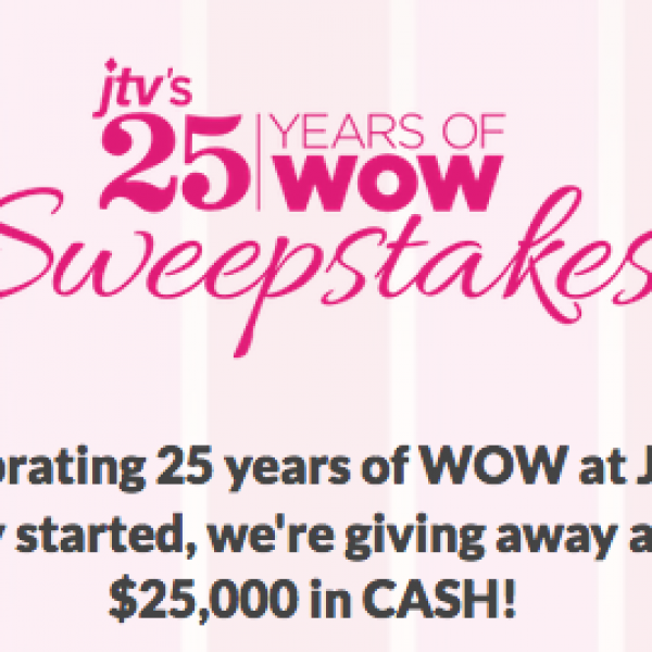JTV: Win $25,000 in prizes
