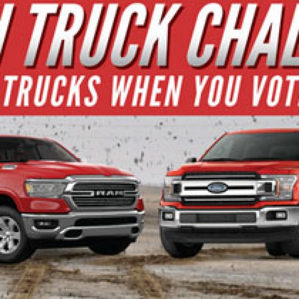 PFI Western: Win a 2018 Ford or Dodge four-wheel drive pickup truck