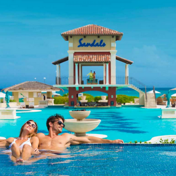Sandals Resorts: Win a Luxury All Inclusive vacation at a Sandals or Beaches Resort