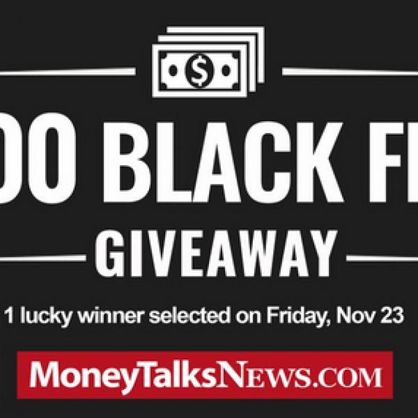 Money Talks: Win $2,500