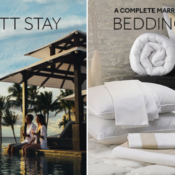 Marriott: Win a Westin Heavenly Bed, a 3-Night Westin Resort or Hotel and More