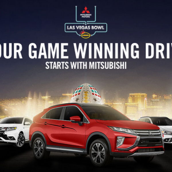 Mitsubishi: Win a 2019 Mitsubishi Eclipse Cross Car and a Trip to Vegas
