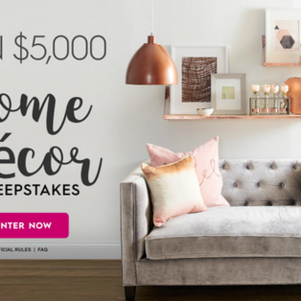 Better Homes and Gardens: Win $5,000