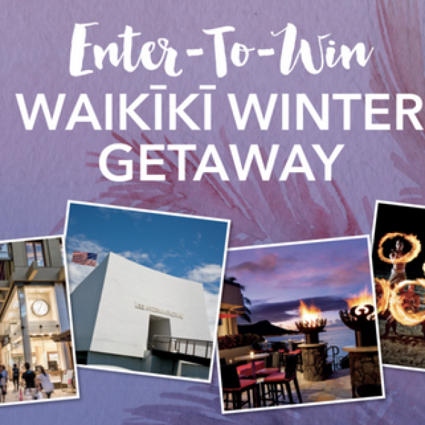 Where Magazine: Win a trip to Waikiki, Hawaii