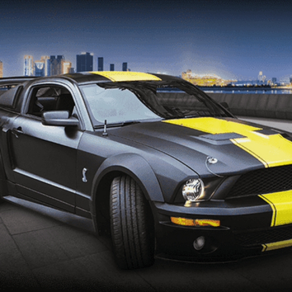 Wolfson Berg: Win a 2019 Ford Mustang, Beats Headphones and more