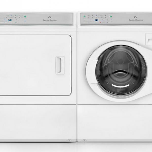 Speed Queen: Win a Washer & Dryer Set worth $2100