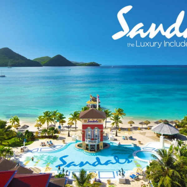 Sandals: Win a 4-Night Stay at the Sandals and Beaches Resort of Your Choice