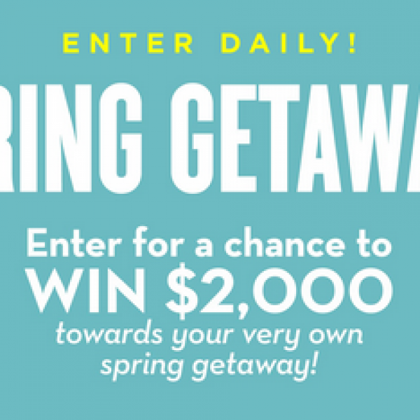 Midwest Living: Win $2,000 to Jump Start Spring
