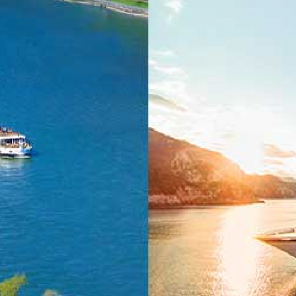 Viking Cruises: Win your choice of a Rhine Getaway Cruise, a Journey to Antiquities Cruise or an Iconic Western Mediterranean Cruise