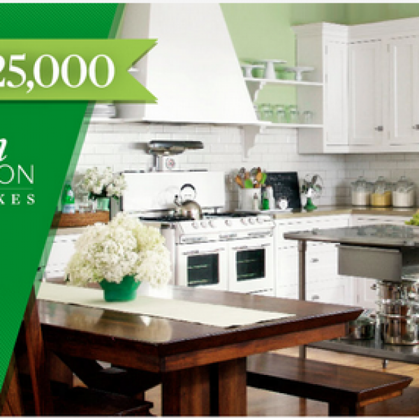 Martha Stewart: Win $25,000 for Kitchen Renovation or What Ever You Want