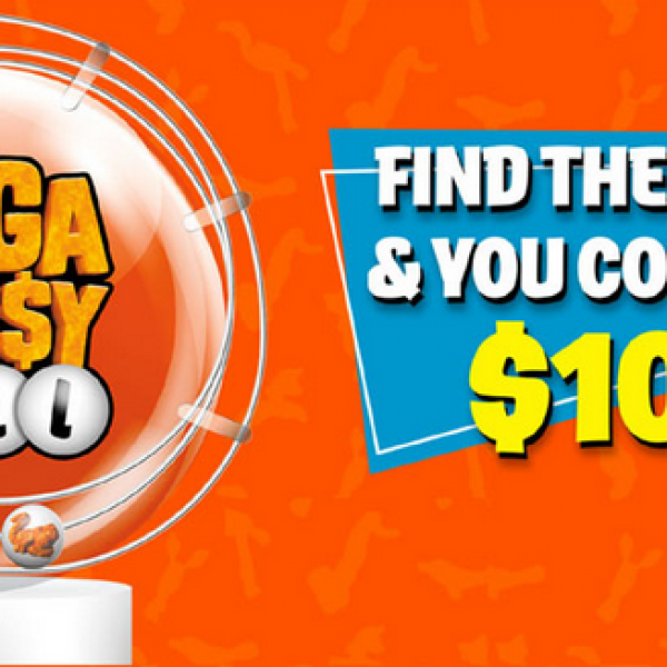 Cheetos: Win 1 of 8 $10,000 Prizes