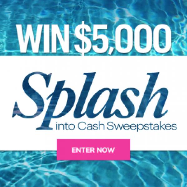 Martha Stewart: Win $5,000 to splash into Summer