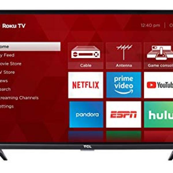"""Steamy Kitchen: Win a 32"""" TCL Roku Smart LED TV"""