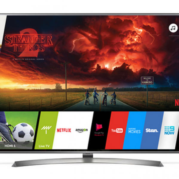 Dippin' Dots: Win a LG 60″ Smart TV and more!