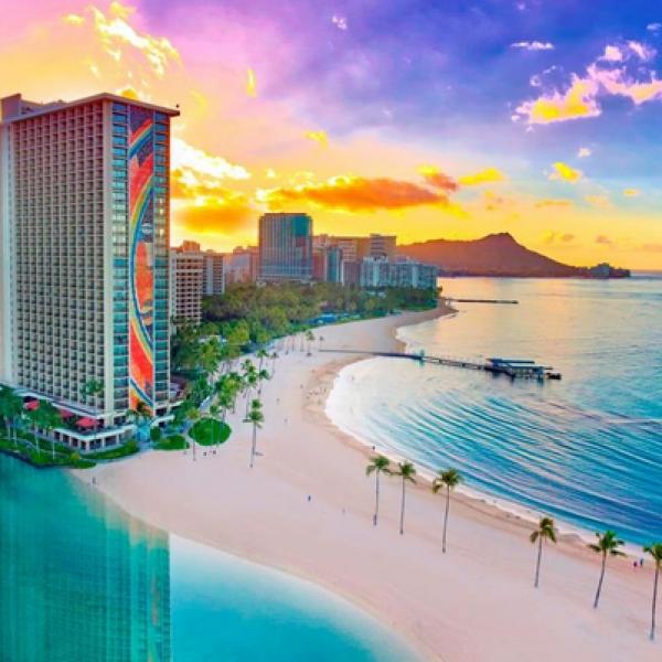 Babaji Central Company: Win a 5 Night Getaway in Waikiki, Hawaii