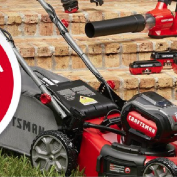 Bob Vila: Win a Lawn Mower, String Trimmer, Chainsaw, Blower and Hedge Trimmer