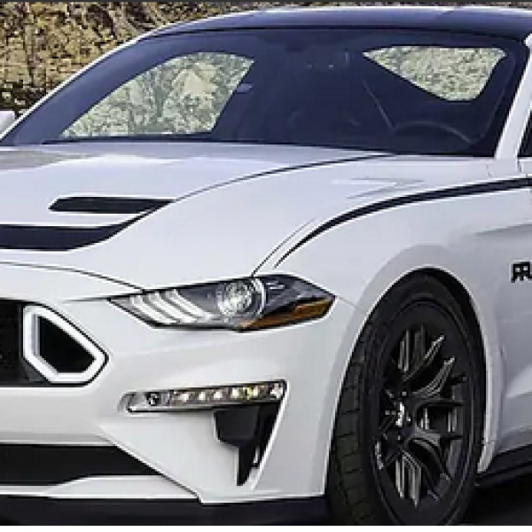 Pennzoil: Win a 2019 Ford Mustang RTR and $5,000