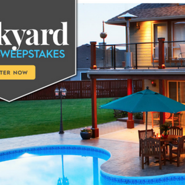 Better Homes & Gardens: Win $25,000 to Create the Ultimate Backyard