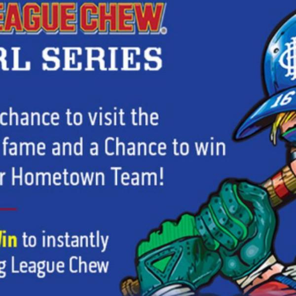 Big League Chew: Win $50,000