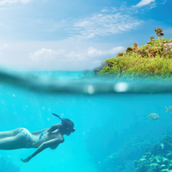 Delta: Win a Six Night Trip for Two to Cancun, Mexico