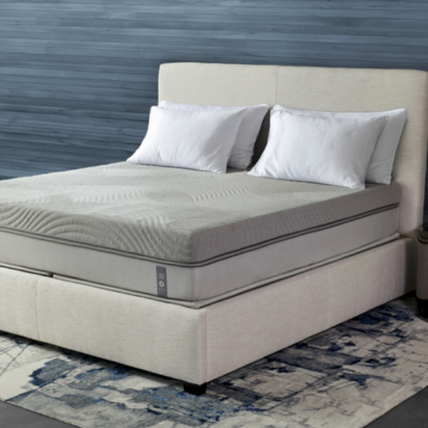 Smiley 360: Win a Queen Sleep Number 360 mattress and base