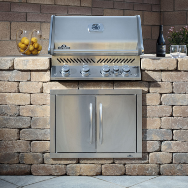 Belgard: Win a Weston Stainless Grill, Island Set and Omaha Steaks for a year