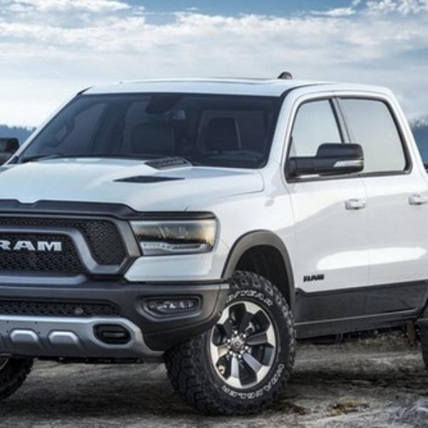 Scotch Blue Painter's Tape: Win a 2019 RAM Rebel Truck