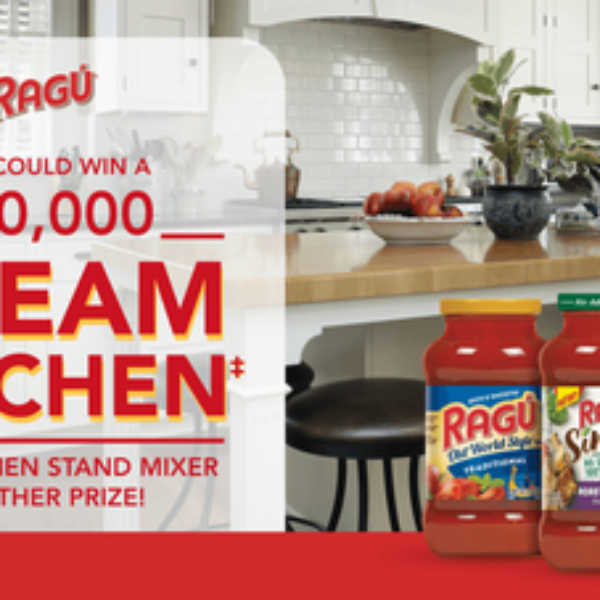 RAGU: Win $20,000, and Mixer and More