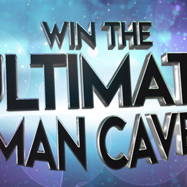 Win $4,000 to Build the Ultimate Man Cave