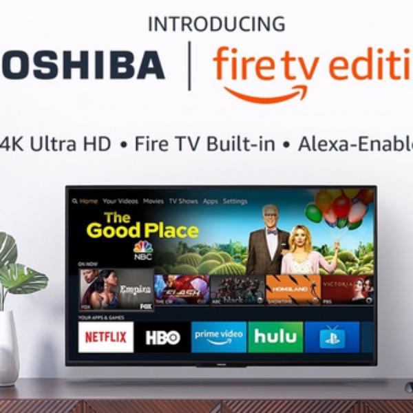 "Steamy Kitchen: Win a 49"" Toshiba Smart 1080p LED Fire TV"