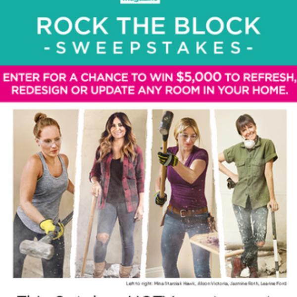 HGTV Magazine: Win a $5,000 Check