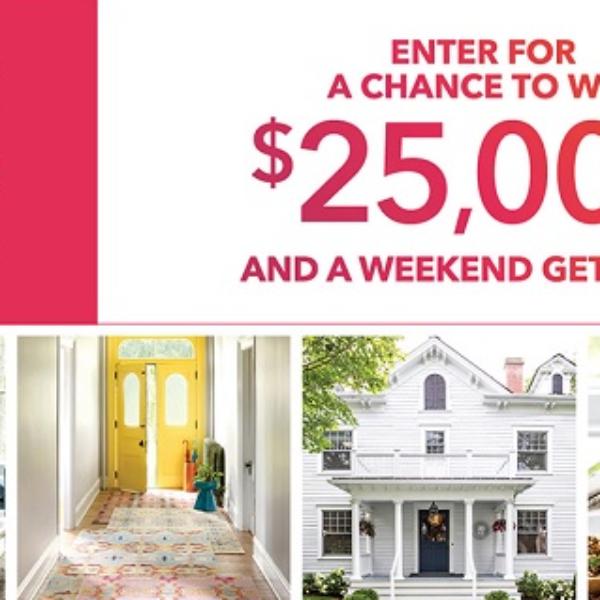 Annie Selke: Win $25,000 in home decor and furniture