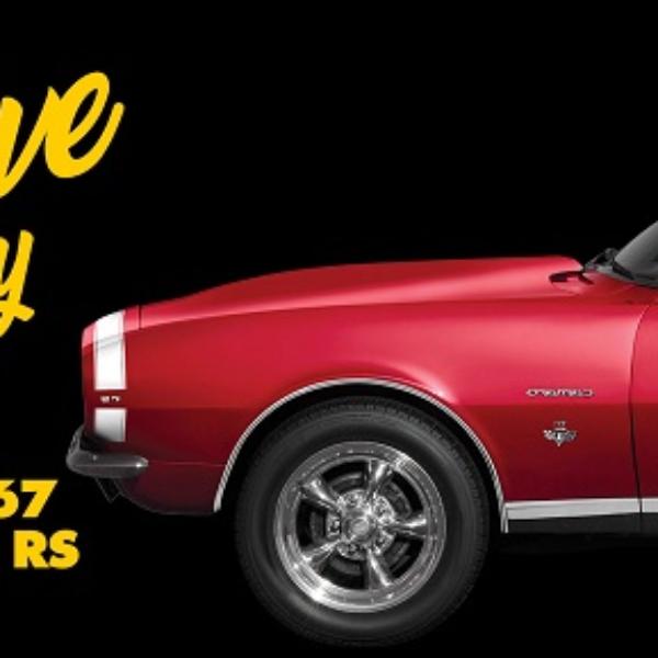 Advance Auto Parts: Win a 1967 Chevy Camaro