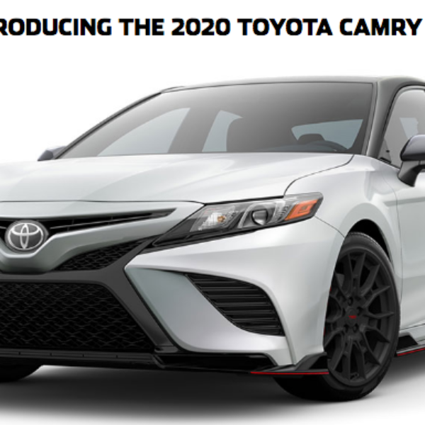 Monster Energy: Win a Toyota Camry TRD Car and a $5,000 trip to the 2020 Daytona 500