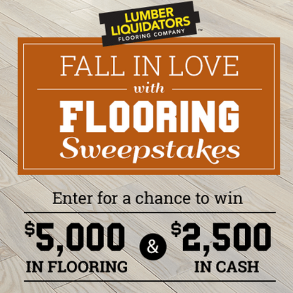 DIY Network: Win $5,000 in flooring or $2,500 from Lumber Liquidators