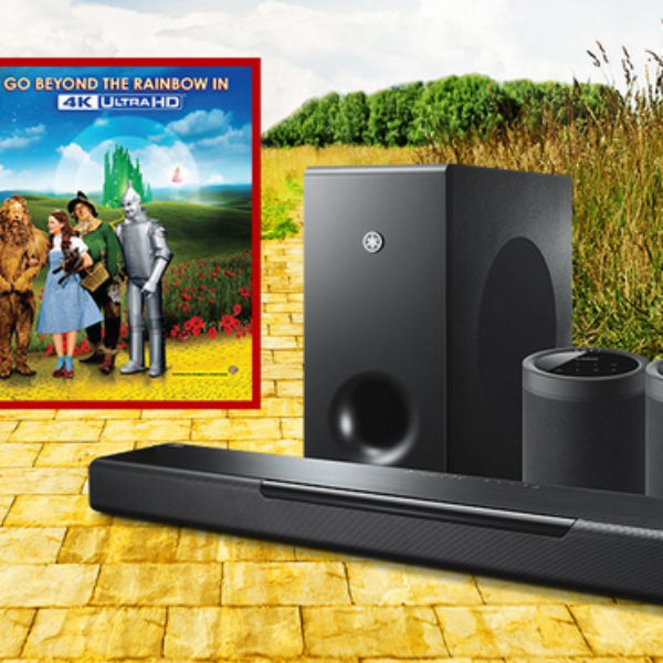 World Wide Stereo: Win a Yamaha Home Theater Surround Sound System