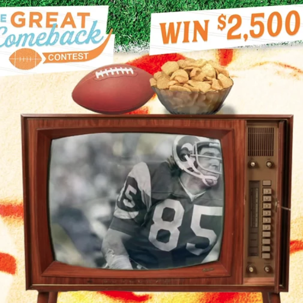 Rudolph Foods: Win $2,500 cash and one year's supply of pork rinds