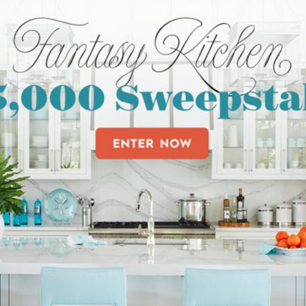 Better Homes & Gardens: Win $25,000