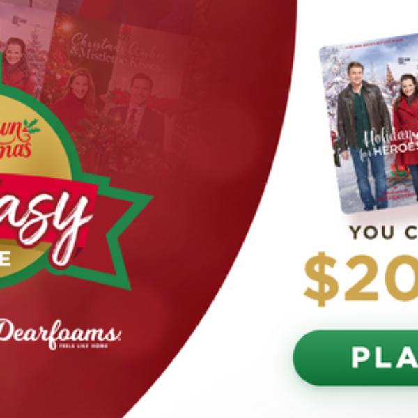 Hallmark Channel: Win Up To $20,000