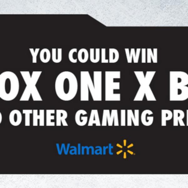 Expired! Walmart: Win $400 Xbox One X Bundle