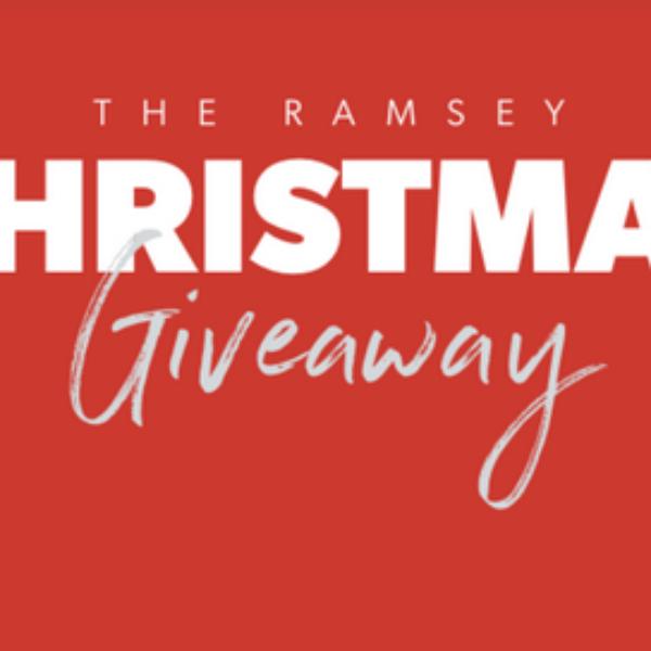 Dave Ramsey Christmas: Win $5,000