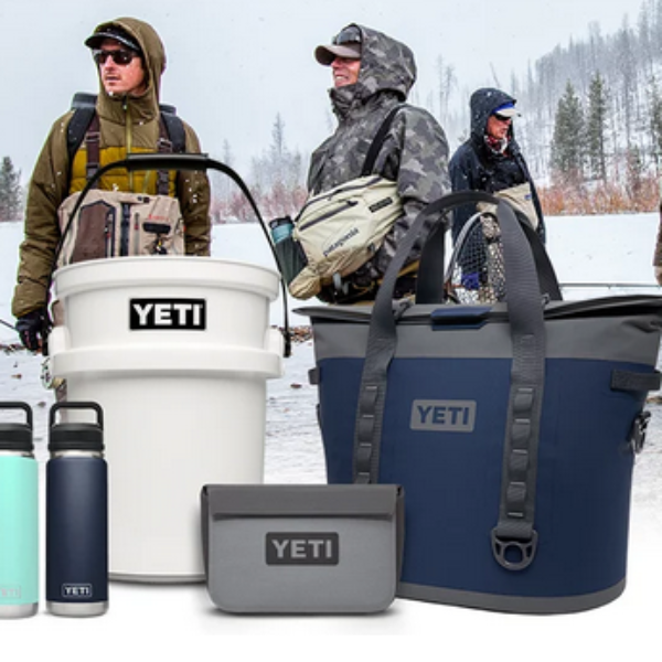 Expired! YETI: Win a YETI Outdoor Prize Pack valued up to $589