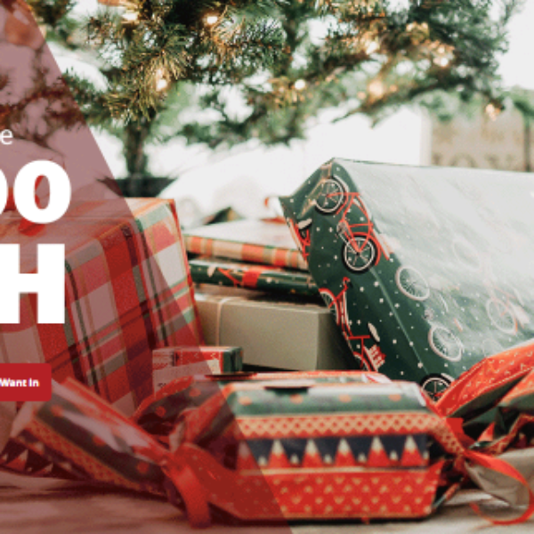 Expired! Quicken Loans Holiday Dolla' Day: Win $4,000