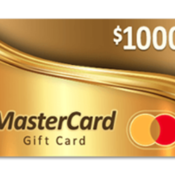 Expired! The Beat: Win a $1,000 MasterCard Prepaid Gift Card