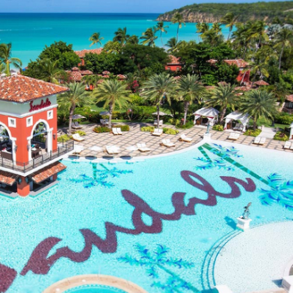 Expired! Sandals Resorts: Win a Four-Day Stay at a Sandals or Beaches Resort of Your Choice