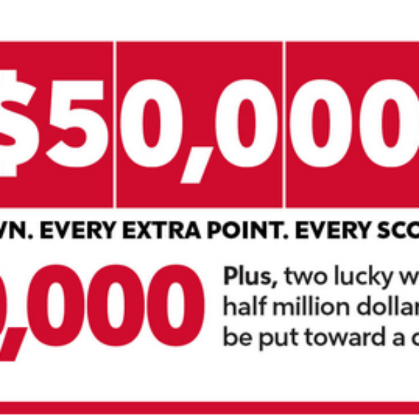 Rocket Mortgage Super Bowl Squares: Win $500,000