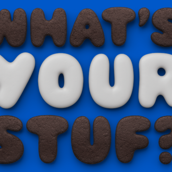 Oreo What's Your Stuf: Win $100,000